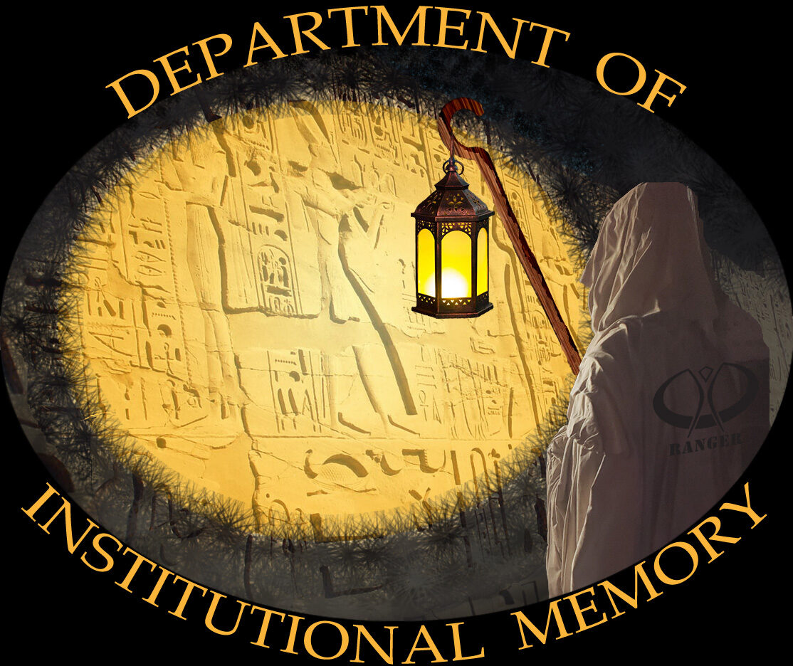 Department of Institutional Memory