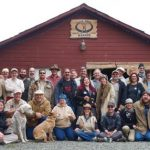 Ranger Leadership Retreat at Outpost Napa in 2019