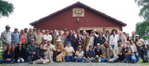 Ranger Leadership Retreat at Outpost Napa in 2019