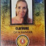 Ranger Claymore lam