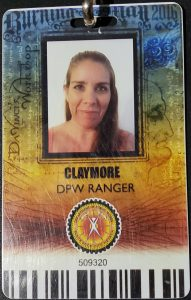 Ranger Claymore ID