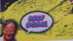 Ranger Half Dome -Gigsville card zoom