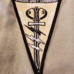 Patch -Ranger Shift Command