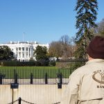 Ranger at the White House